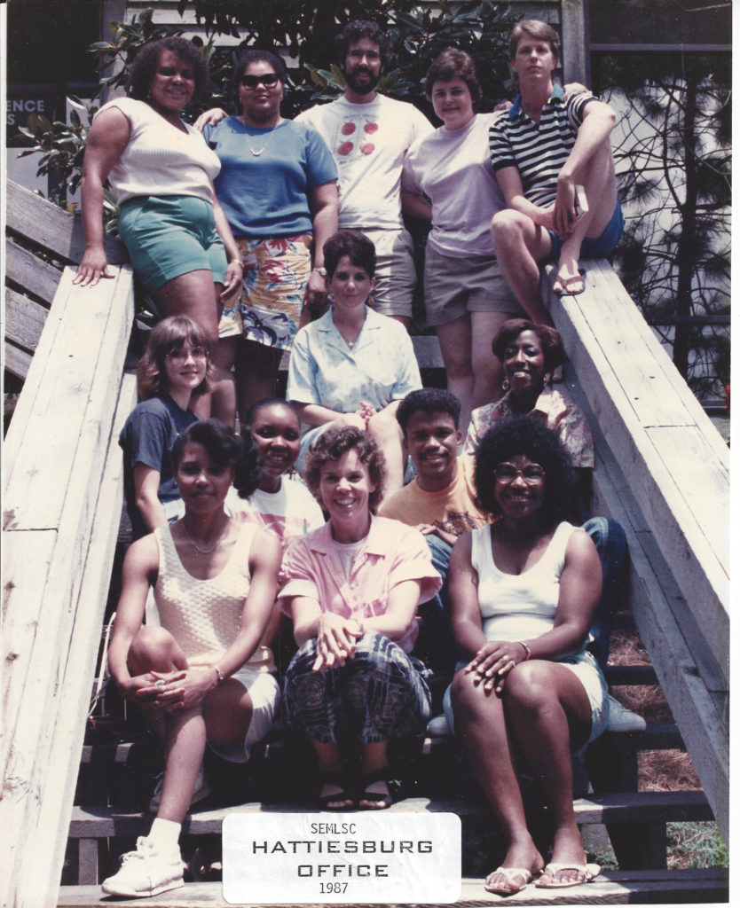 Southeast Mississippi Legal Services 1987